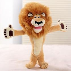 Peluche Alex le lion madagascar