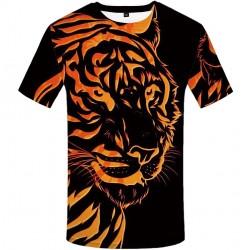 T Shirt Motif Tigre