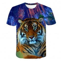T Shirt de Tigre