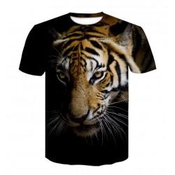 T Shirt Avec Tigre