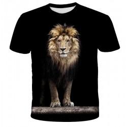 Tee Shirt Lion Homme