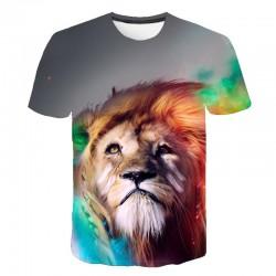 T Shirt Avec Lion