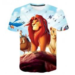 T Shirt Roi Lion