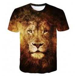 T Shirt Motif Lion