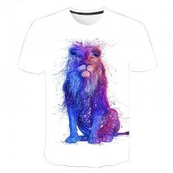 Tee Shirt Avec Lion