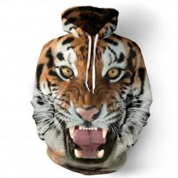 Pull Tête de Tigre