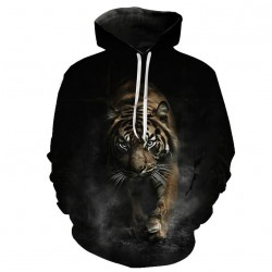 Pull Avec Tigre
