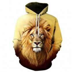 Pull Tête de Lion