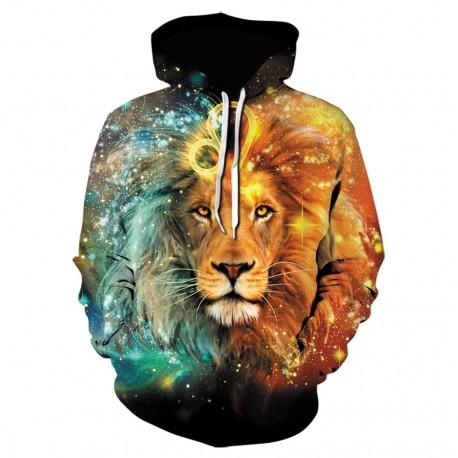 Pull Avec Lion