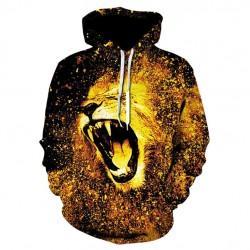 Pull Motif Lion