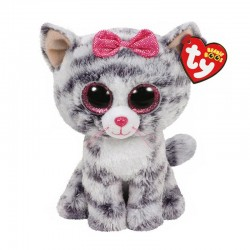 Peluche Ty Chat Gris