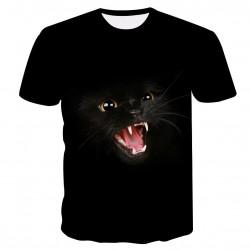 T Shirt Chat Noir