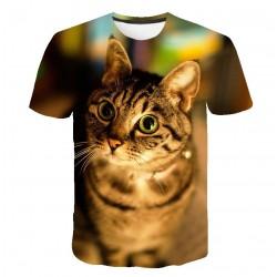 T-Shirt de Chat