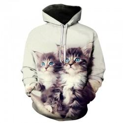 Pull Chaton Homme