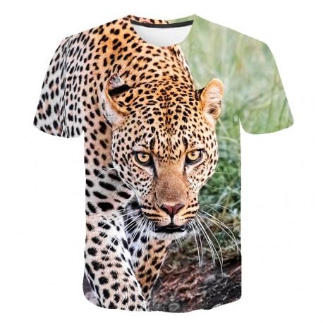 T Shirt de Léopard
