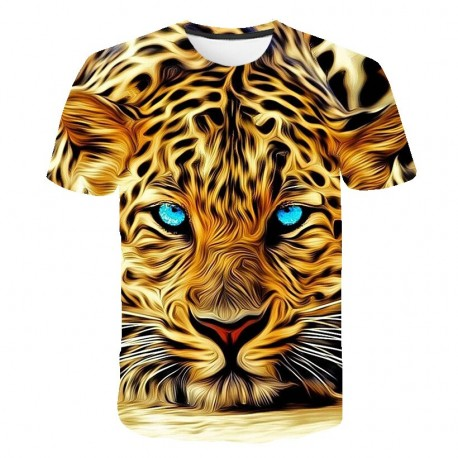 T Shirt Léopard