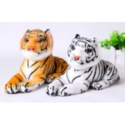 Peluche tigre pas cher