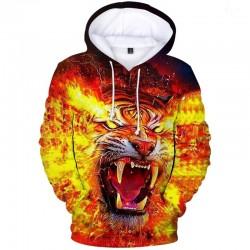 Sweat Tête de Tigre