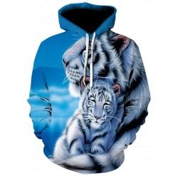 Pull Tigre Blanc