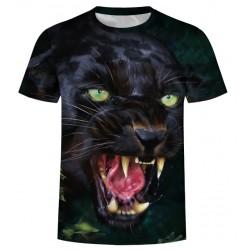 T Shirt Panthère Noire
