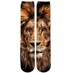 Chaussette Lion