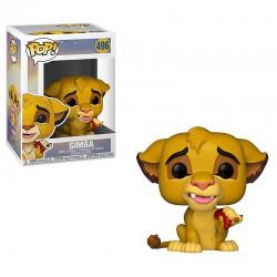 Figurine Pop Simba 496