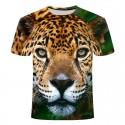 T Shirts Léopard