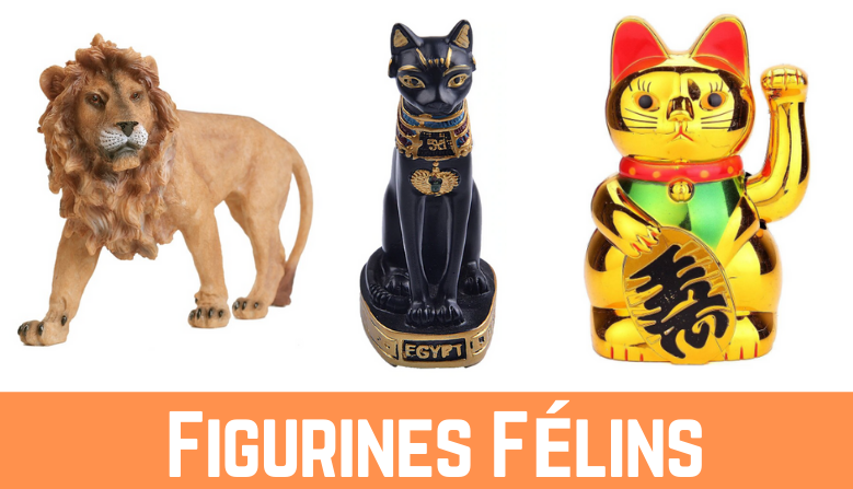 Figurines Félins